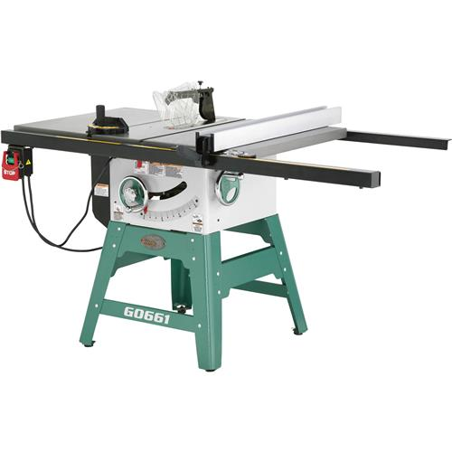 Grizzly contractors saw g0713 woodworking talk for 12 inch table saw